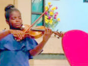 10-Year Old Violinist, Leah Flynn, Plays Tribute to Aretha Franklin on Her Violin