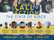 Listen to the Call Today!  The State of Black Students in America