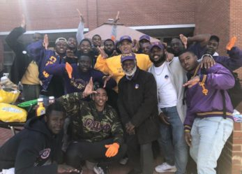 """Divine Nine Groups to Register Student Voters at Football Games – GDN Exclusive """"A Call to Colors"""" Vol. II, Part XXIII"""