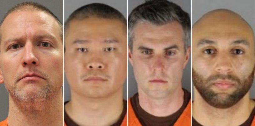 Federal Grand Jury Indicts Chauvin, Other Officers in George Floyd Death