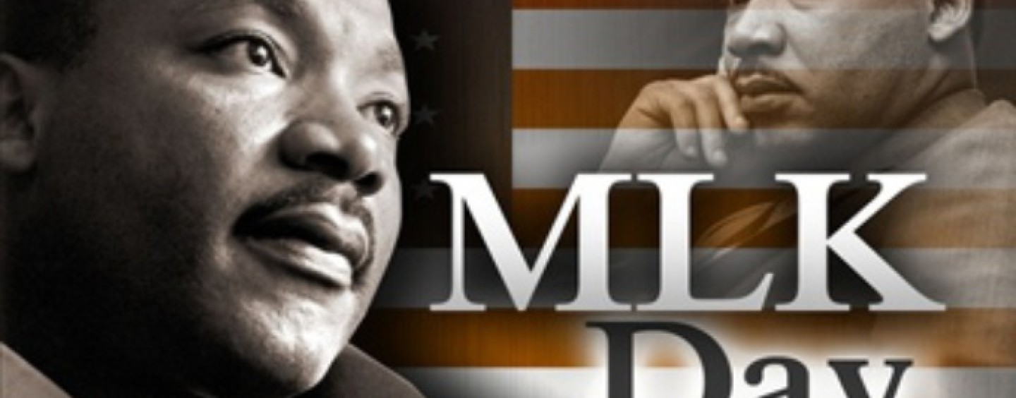 The MLK Celebration Committee Presents theSoutheastern North Carolina's Tribute to Dr. Martin Luthe
