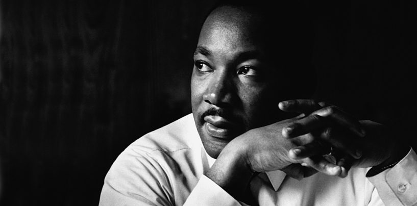 The Education of Dr. King