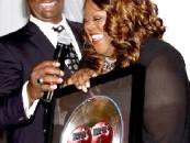 Ben Tankard & Shirley Murdock Receive Gold Records