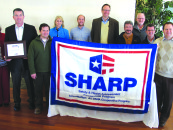 Rodgers Receives SHARP Award for Dosher's New Construction