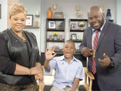 St. Jude Children's Research Hospital® Presents Its St. Jude  Star Award to Celebrity Friends David and Tamela Mann