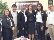 Students Celebrate Community College Day at the General Assembly