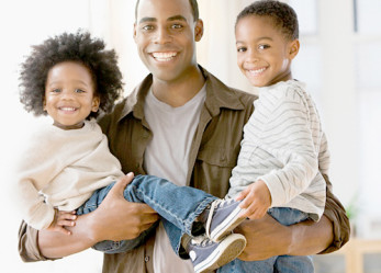 Myth of the 'Absent' Black Dad