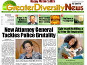 Greater Diversity News Print Edition 5-7-15