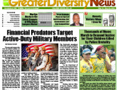 Greater Diversity News Print Edition 5-14-15