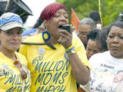Thousands of Moms March to Demand Justice for Their Children Killed by Police Brutality