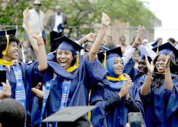 Black Graduates Face a Tough Job Market