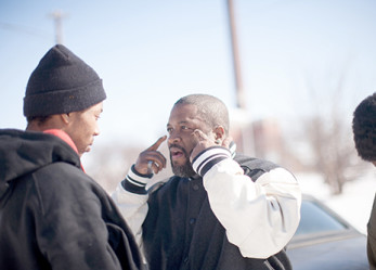 A Push to Stop Black-on-Black Violence and Misconduct