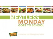 Free E-Cookbook from Meatless Monday Helps K-12 Operations Kick Off the Healthy Habit