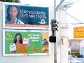 Marketing Aggravates Obesity in Black Children