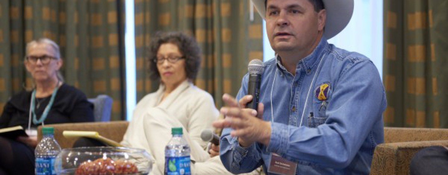 """Philanthropic Roundtable on  Native American Nutrition Deemed """"Historic, Breakthrough Moment"""""""