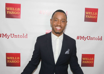 Terrence J and Wells Fargo Partner for 'My Untold' Campaign