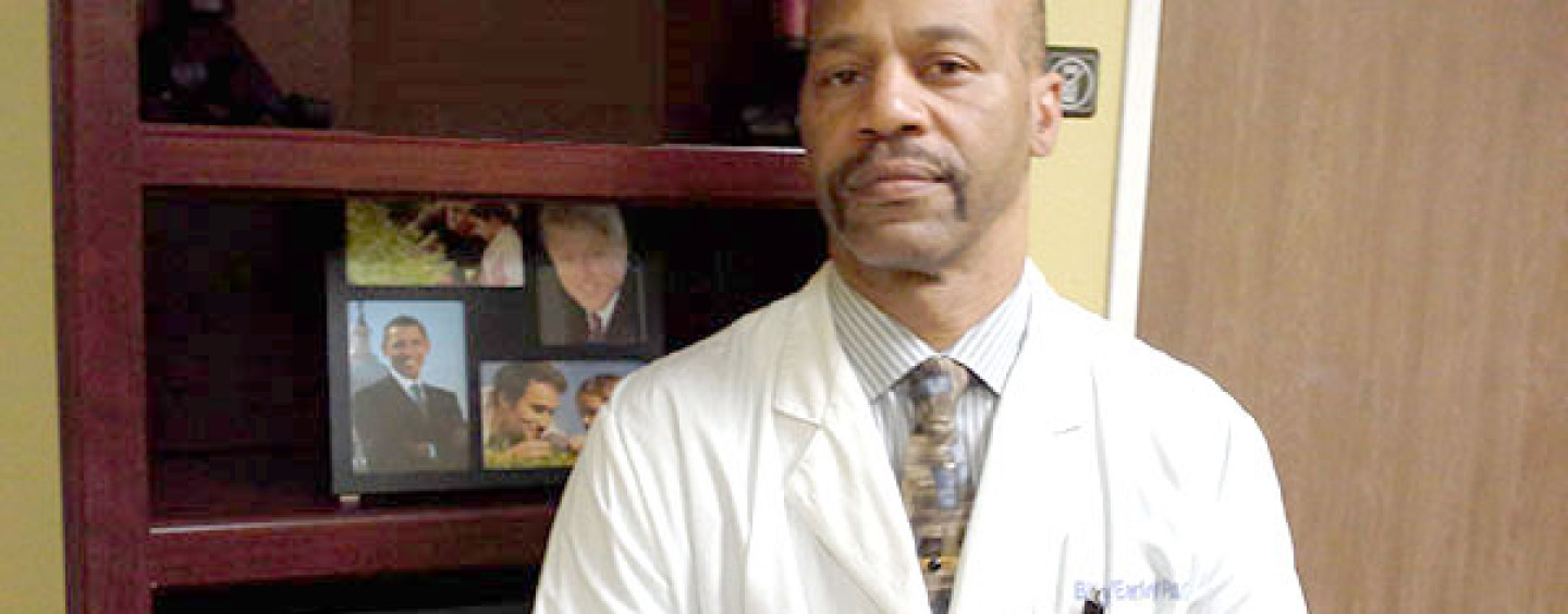 California Medical Board Accused of Illegally Targeting Black Doctors