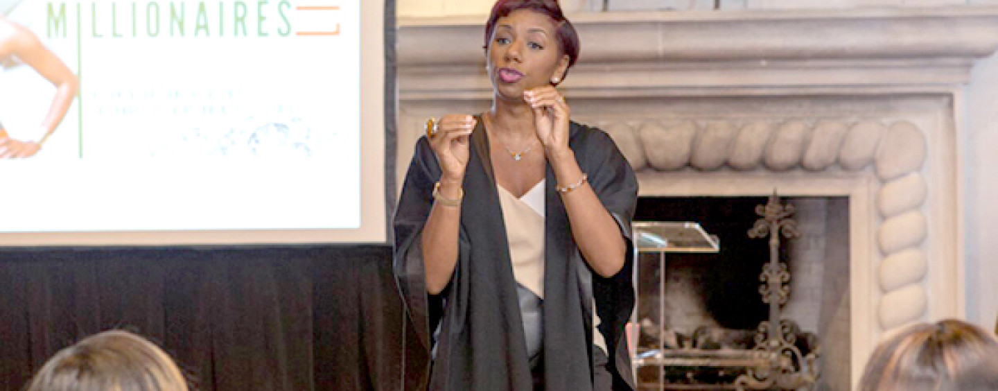 """The Black Women Millionaires Mentor™ Teaches Black Women Entrepreneurs How to """"Pimp Your Pain"""" Into a Seven-Figure Income ness in Upcoming Tour"""