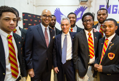 Urban Prep Academy Turns Boys Into Scholars in Chicago's Roughest Neighborhoods