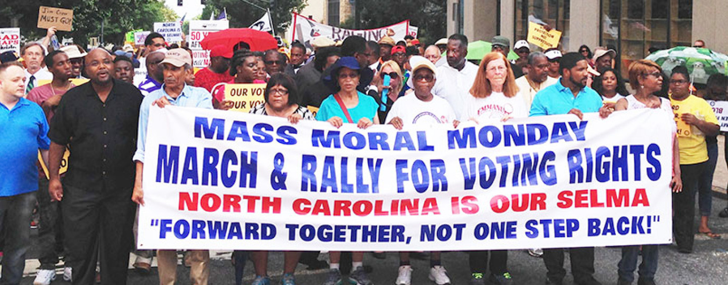 UPCOMING EVENTS: FAYETTEVILLE – Moral March to the Polls