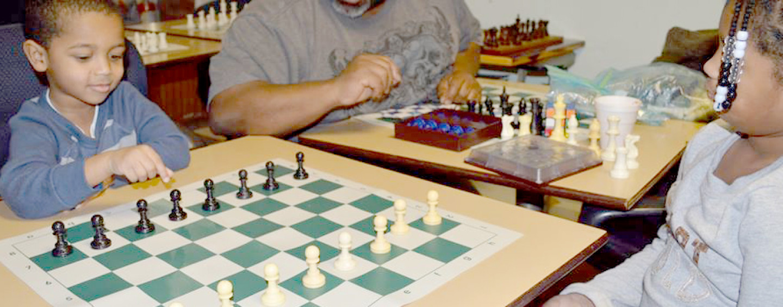 Big Chair Chess Club Hosts Day of Fun