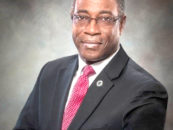 Dr. Lawrence Rouse, JSCC President,  Receives President of the Year Award