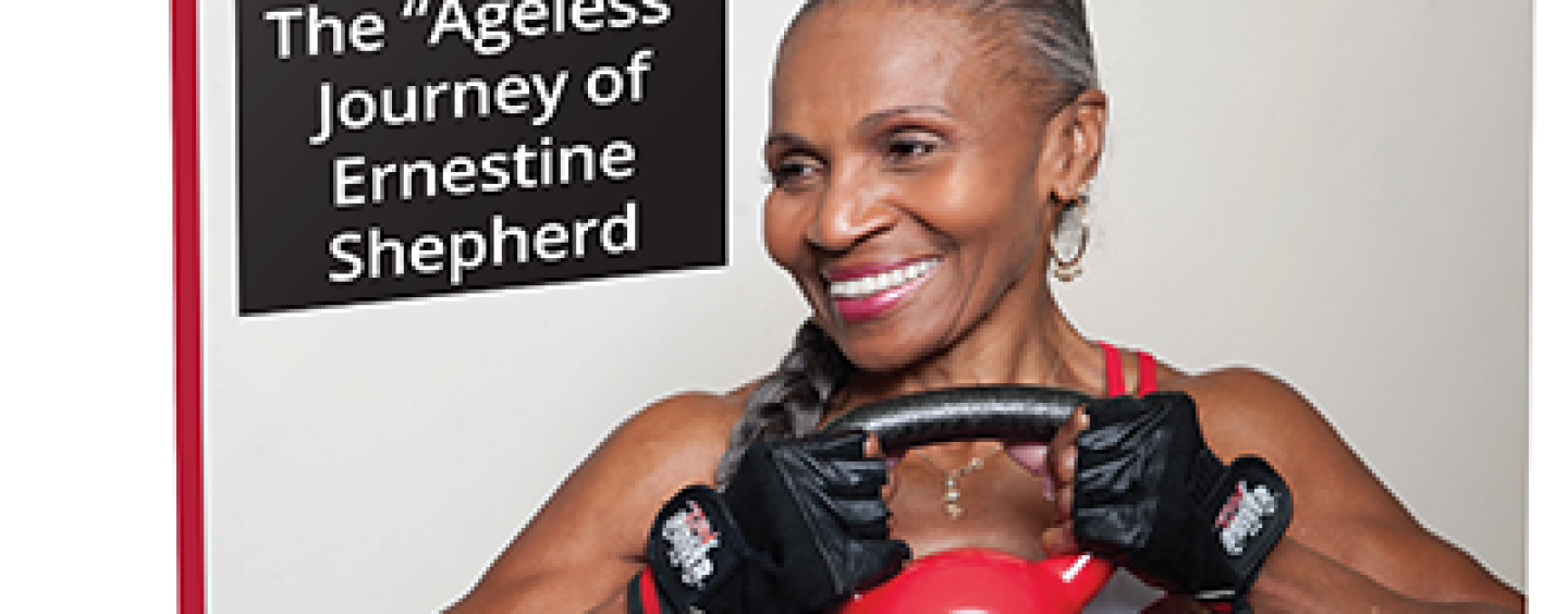 79-Year Old Personal Trainer and Competitive Bodybuilder's New Book
