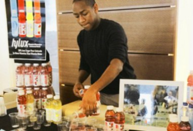 Black Student Athlete Raises Over $20,000 for Sports Drink Success