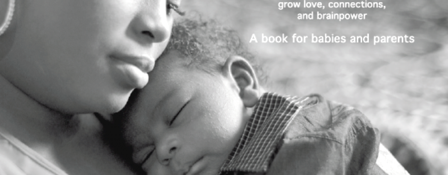 Author Aims at Curbing the 30 Million Word Gap With New Book for Infants