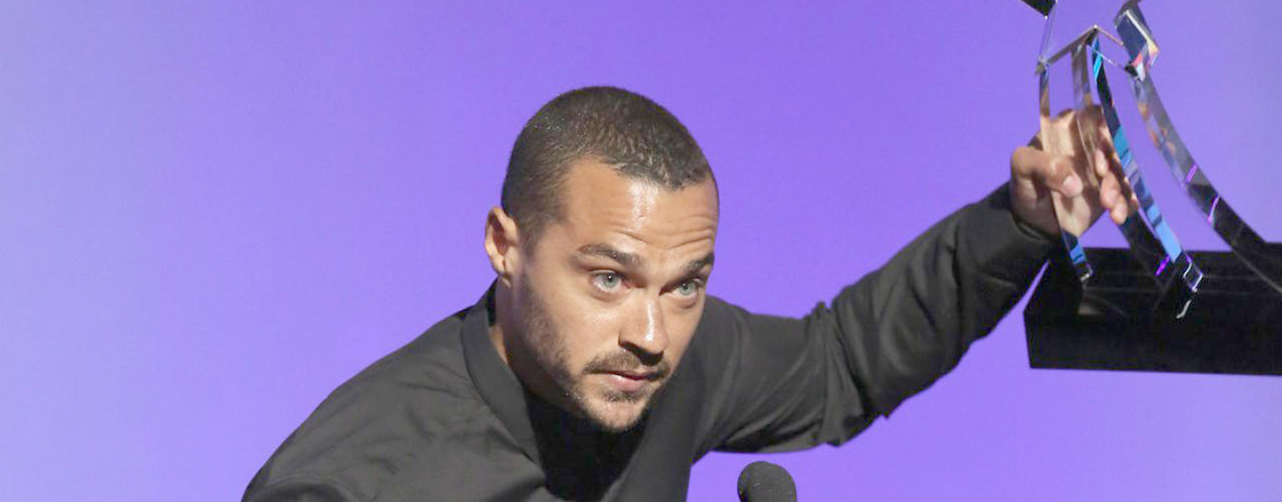 The Difference Between Jesse Williams' BET Speech and What Comes Next