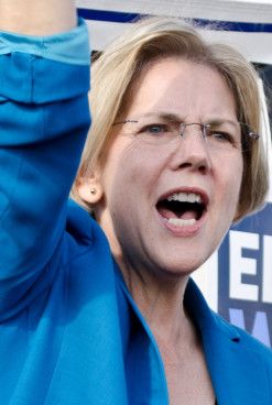 Senator Warren Calls Out 21st Century Digital Robber Barons