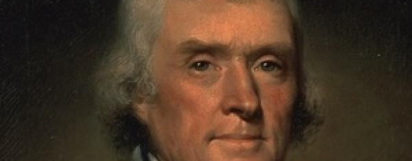 Redefining Racism by Reexamining Jeffersonian Democracy