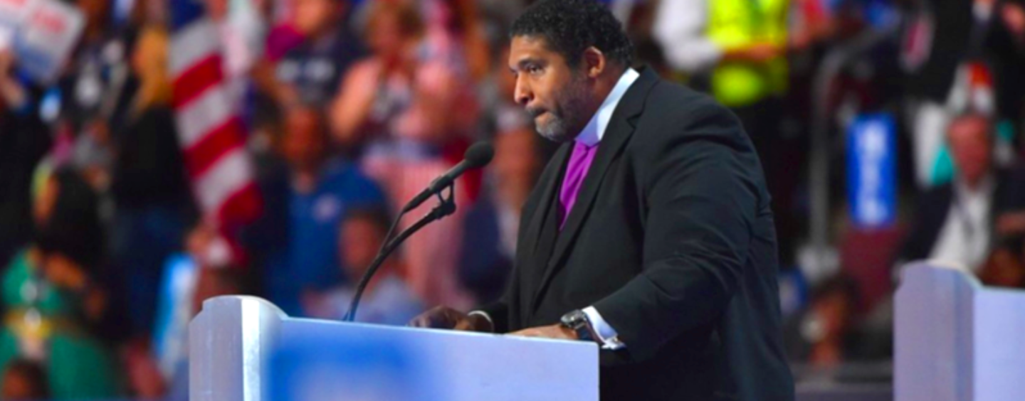 NAACP Disclaimer: Rev. Barber's Prophetic Message in Prime Time