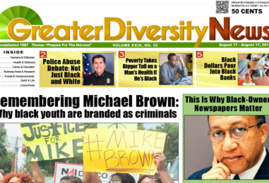 Greater Diversity News Print Edition 08-11-16