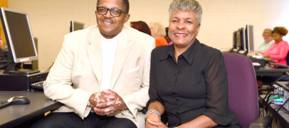 1967 Elementary School Classmates Reunite at Gaston College
