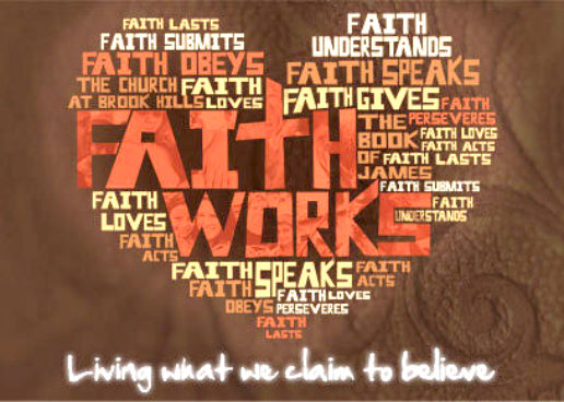 Spiritually Speaking: Faith Is a Verb
