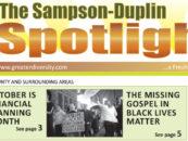 The Sampson-Duplin Spotlight Arrives!