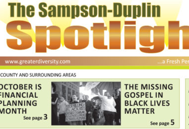 The Sampson-Duplin Spotlight Arrives!