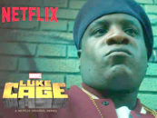 Actor Edwin Freeman Stars In Marvel's Series Luke Cage Streaming Now On Netflix