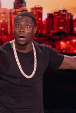 "Film Review: Kevin Hart Kills in New Stand-up ""What Now?"""
