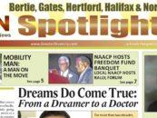 The Bertie, Gates, Halifax, Hertford and Northampton Spotlight, November 2016