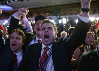 The Real Reason Trump Won: White Fright