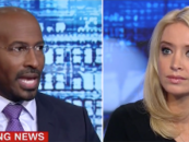 Van Jones Schools Kayleigh McEnany on How Government and Diplomacy Actually Work