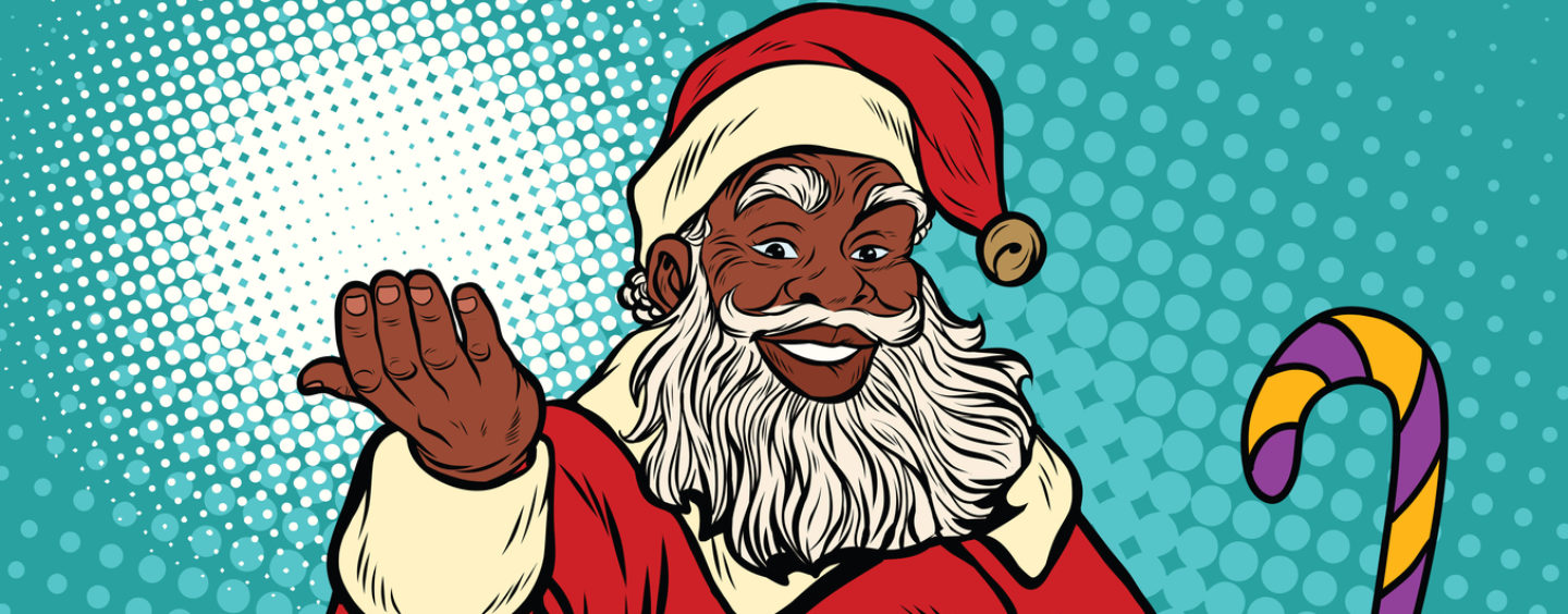 Tell a Different Story About Santa This Holiday