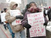 Why Are America's Labor Unions About to Die