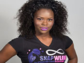 Jennifer King, hairstylist creates Snap Weave hair extension system