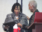 Arlene Yates Honored during the 11th Annual Black Pearls Unsung Heroes Awards Banquet