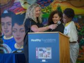 Healthy Foundations empowers students to build positive relationships
