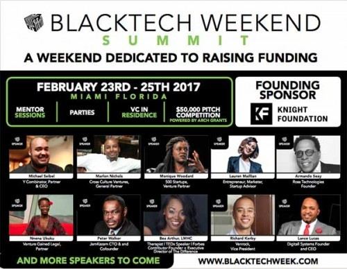 blacktech weekend summit