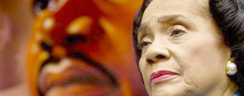 Coretta Scott King Letter Opposing Sessions Pdf